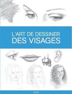"""Afficher """"L'art de dessiner des visages"""""""
