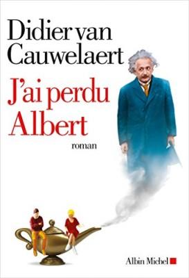 vignette de 'J'ai perdu Albert (Didier Van Cauwelaert)'