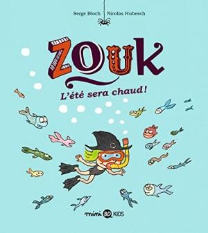 """Afficher """"Zouk, la petite sorcière n° 17 L'Eté sra chaud !"""""""