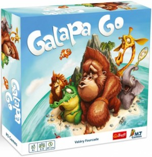vignette de 'GALALAPA GO (Valéry Fourcade)'