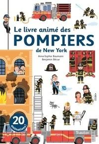 """Afficher """"Le livre animé des pompiers de New York"""""""