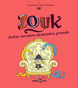 """Afficher """"Zouk n° 12 Petite sorcière deviendra grande"""""""