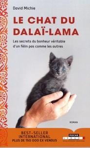 vignette de 'Le chat du dalaï-lama (David Michie)'