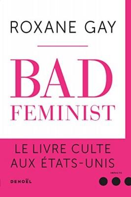 vignette de 'Bad feminist (Roxane Gay)'