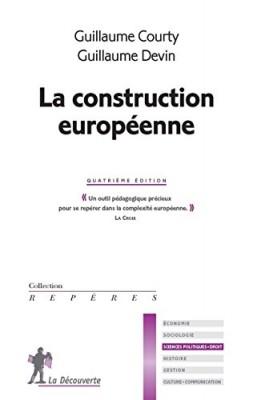 """Afficher """"La Construction européenne"""""""