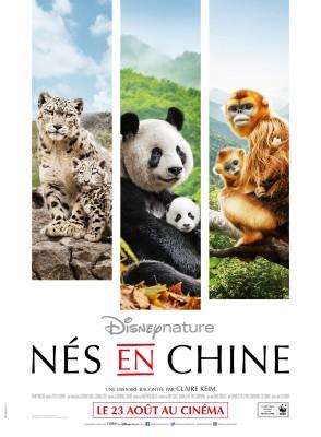vignette de 'Nés en Chine (Chuan Lu)'