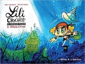 """Afficher """"Lili Crochette et Monsieur Mouche n° 3 Sacrilège au p'tit dèj'"""""""