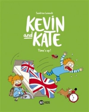 """Afficher """"Kevin and Kate n° 2 Time's up !"""""""