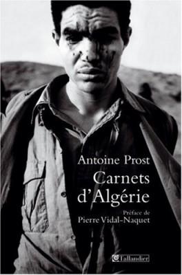 """Afficher """"Carnets d'Algérie"""""""