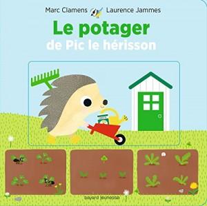 """Afficher """"Le potager de Pic le hérisson"""""""