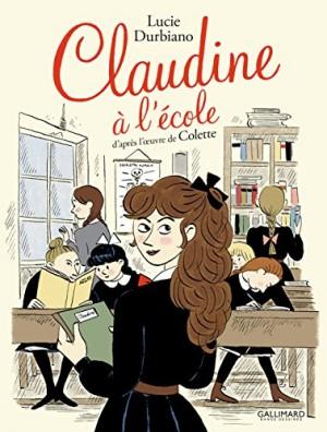 vignette de 'Claudine à l'école (Lucie Durbiano)'