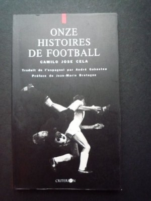 "Afficher ""Onze histoires de football"""