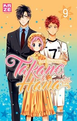 """Afficher """"Takane & Hana n° 9"""""""