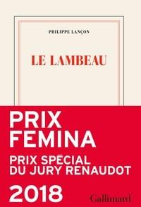 vignette de 'Le lambeau (Philippe Lançon)'