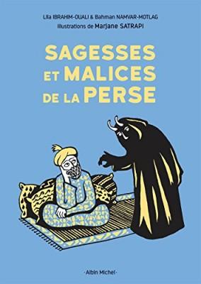 vignette de 'Sagesses et malices de la Perse (Lila Ibrahim-Lamrous)'