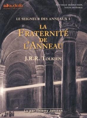 """Afficher """"Le Seigneur des Anneaux n° Tome 1 La fraternité de l'anneau"""""""