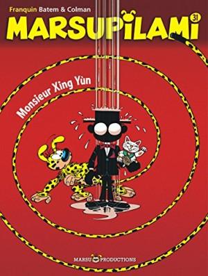 """Afficher """"Marsupilami n° Tome 31 Monsieur Xing Yun"""""""