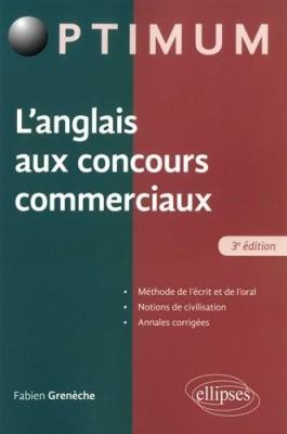 """Afficher """"L'anglais aux concours commerciaux"""""""