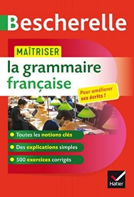 """Afficher """"Maîtriser la grammaire française"""""""
