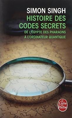 """Afficher """"Histoire des codes secrets"""""""