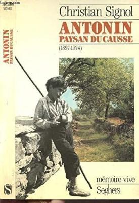 "Afficher ""Antonin, paysan du Causse"""