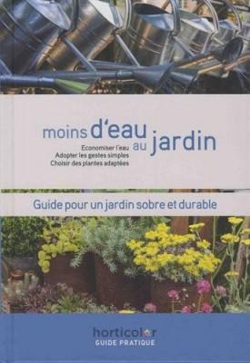 """Afficher """"Moins d'eau au jardin"""""""