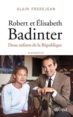 "Afficher ""Robert et Élisabeth Badinter"""
