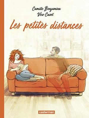 vignette de 'Les petites distances (Véronique Cazot)'