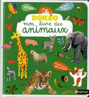 """Afficher """"Mon livre des animaux"""""""
