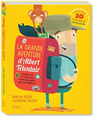 "Afficher ""La grande aventure d'Albert Tétenlair"""