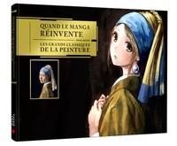 """Afficher """"Quand le manga réinvente les grands classiques de la peinture"""""""