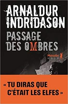 "Afficher ""Trilogie des Ombres n° 3 Passage des Ombres"""
