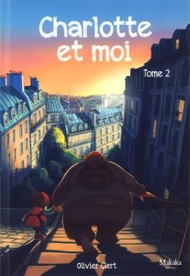 vignette de 'Charlotte et moi n° 2 (Olivier Clert)'