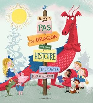 """Afficher """"Il n'y a pas de dragon dans cette histoire"""""""