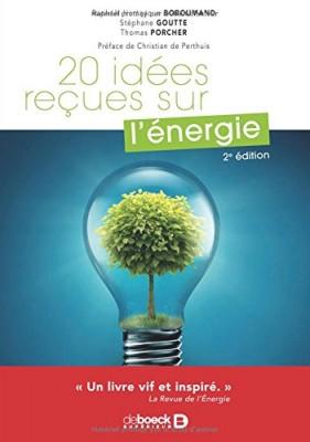 """Afficher """"20 idées reçues sur l'énergie"""""""