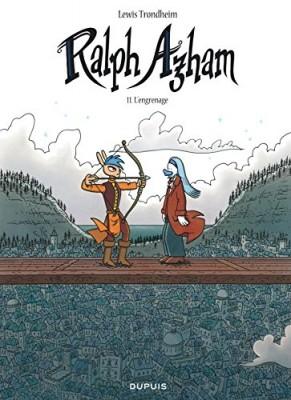 """Afficher """"Ralph Azham n° 11 L'engrenage"""""""