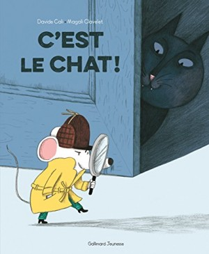 """Afficher """"C'est le chat !"""""""