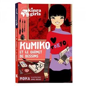 """Afficher """"Kumiko et le carnet de dessins"""""""