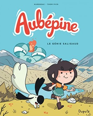 "Afficher ""Aubépine n° 01<br /> Le génie saligaud"""