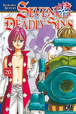 "Afficher ""Seven Deadly Sins n° Tome 26"""