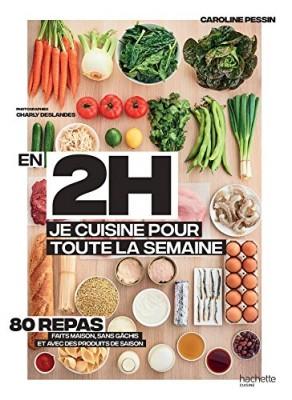 """Afficher """"En 2h, je cuisine pour toute la semaine"""""""