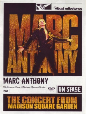 "Afficher ""The Concert From Madison Square Garden"""