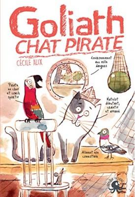 """Afficher """"Goliath chat pirate"""""""