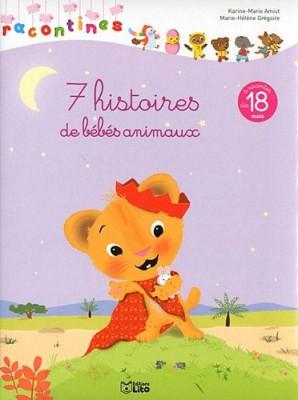 """Afficher """"7 histoires de bébés animaux"""""""
