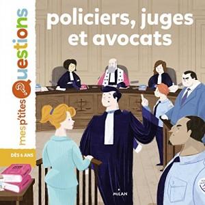 """Afficher """"Policiers, juges et avocats"""""""