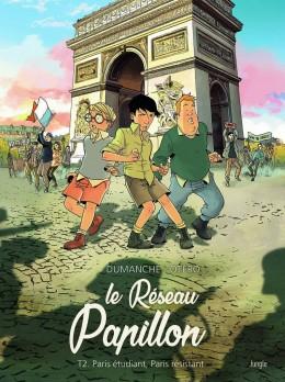 """Afficher """"Le réseau Papillon n° 2 Paris étudiant, Paris résistant : Le réseau papillon, 2"""""""