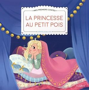 """Afficher """"Mes premiers contes La princesse au petit pois"""""""