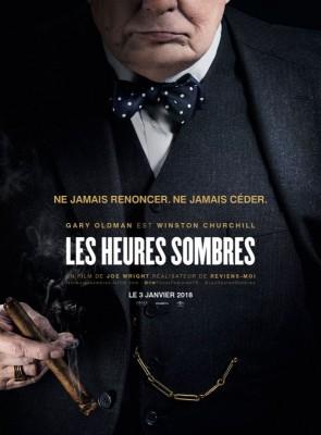 "Afficher ""Les Heures sombres DVD"""