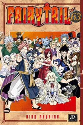 "Afficher ""Fairy Tail n° 63"""