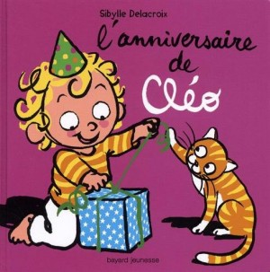 """Afficher """"L'anniversaire de Cléo"""""""